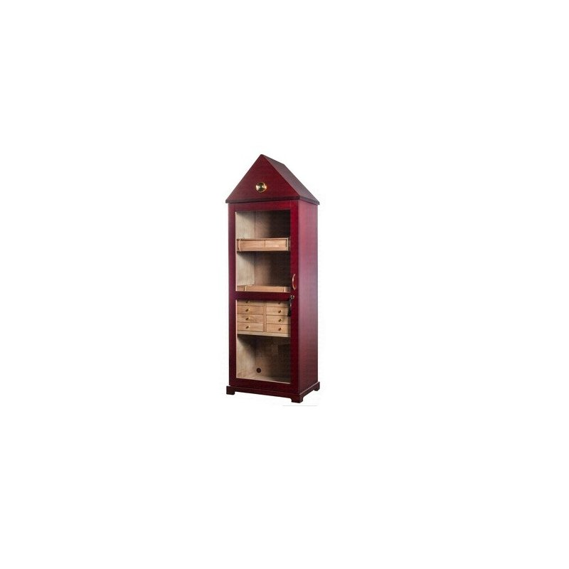 Humidor trabucuri  Wooden Cabinet WLHC0015