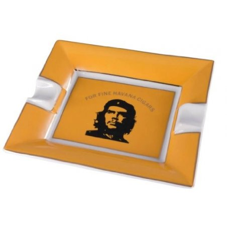 Scrumiera 2 trabucuri ASHTRAY CERAMIC CHE GUEVARA
