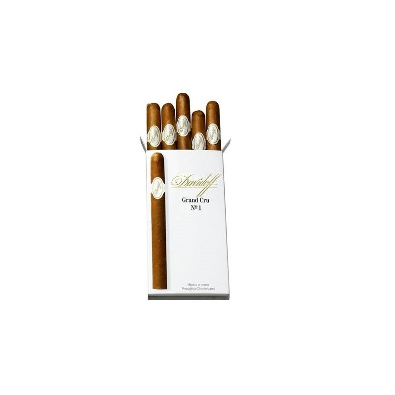 Trabucuri Davidoff GRAND CRU NO. 1 Cello 5