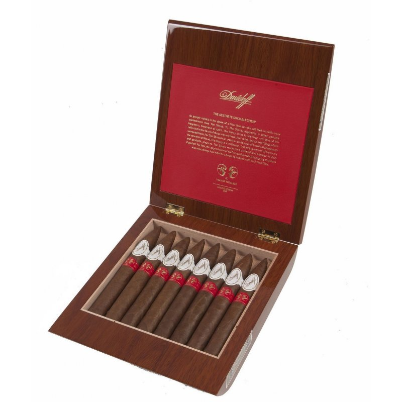 Trabucuri Davidoff LE 2015 YEAR OF THE SHEEP Cello 8