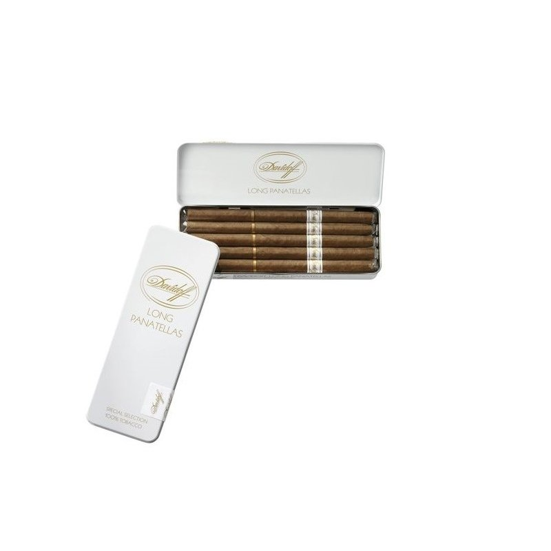 Trabucuri Davidoff Long Panatellas 10