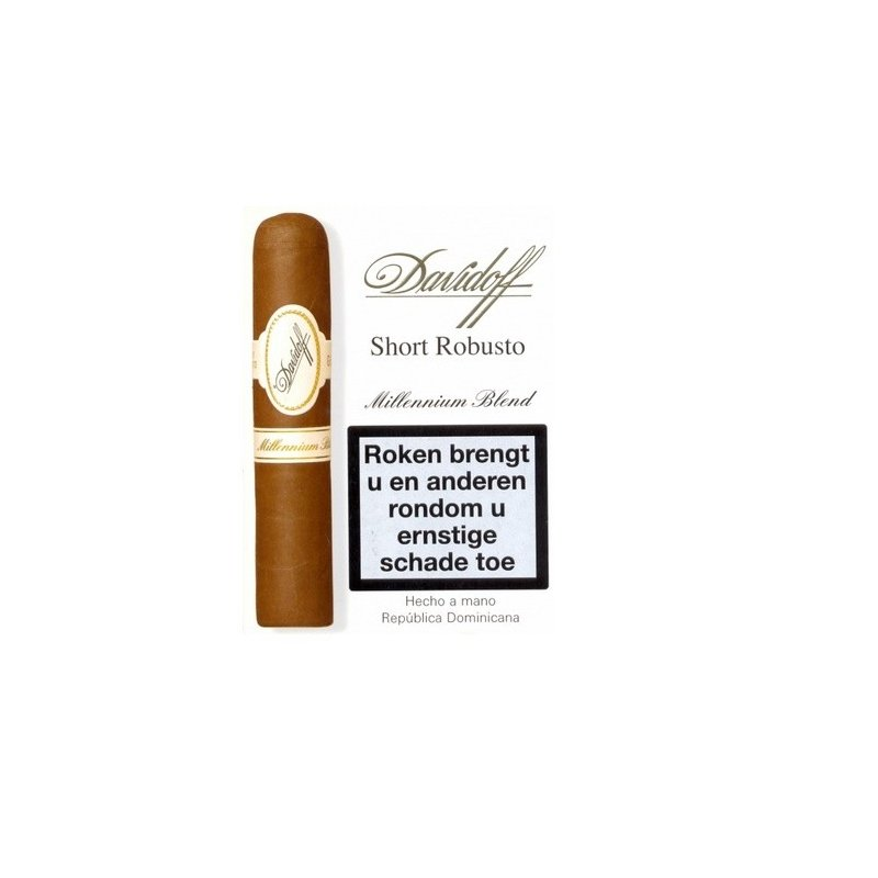 Trabucuri Davidoff MB SHORT ROBUSTO Cello 4