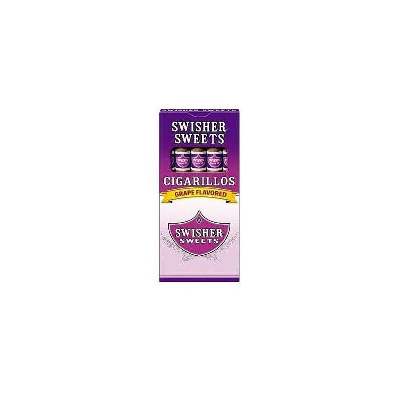 Tigari de foi Swisher Sweet Cigarillos Grape 5