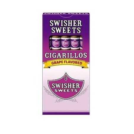 Tigari de foi Swisher Sweet Cigarillos Grape 5