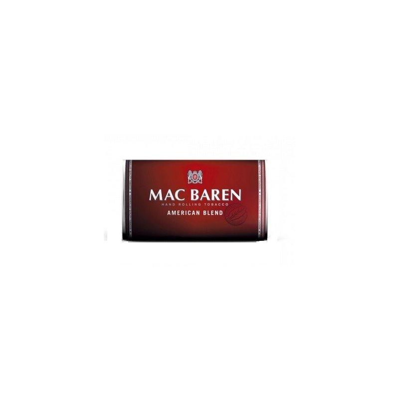Tutun de rulat AMERICAN BLEND MAC BARREN 35G