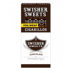 Tigari de foi Swisher Sweet Cigarillos Chocolate 5