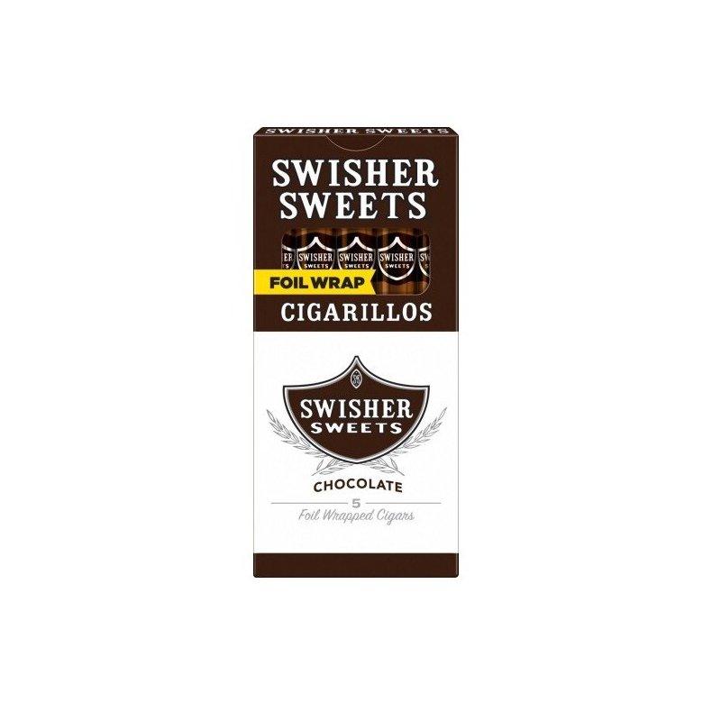 Tigari de foi Swisher Sweet Cigarillos Chocolate 5