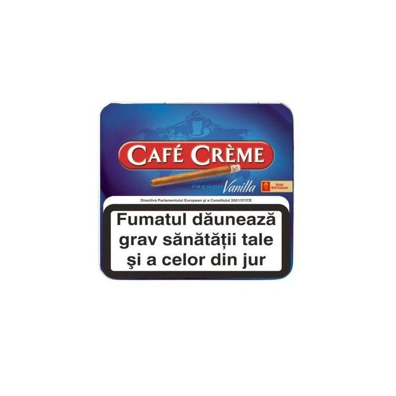 Tigari de foi Cafe Creme French Vanilla 10