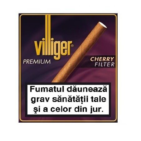 Tigari de foi Villiger Premium no.10 Cherry 10