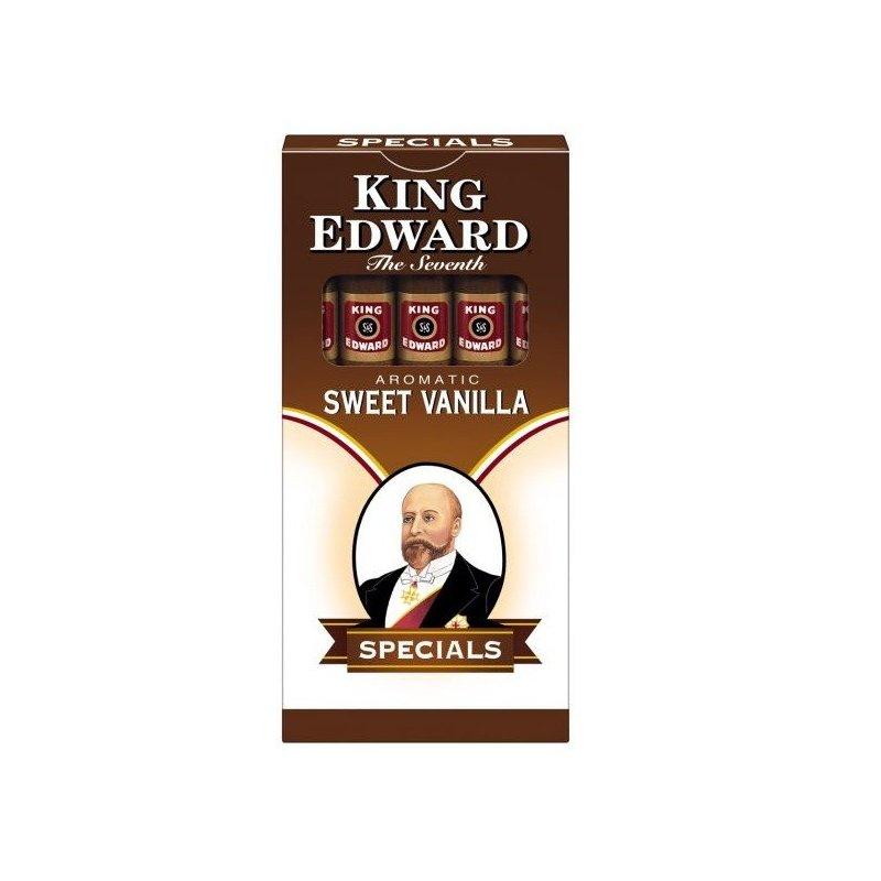 Tigari de foi King Edward Special Vanilla 5