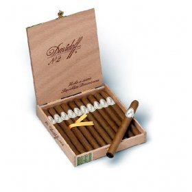 Trabucuri Davidoff No. 2 Cello 10