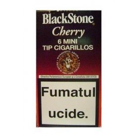 Tigari de foi Blackstone 6 Mini Tip Cherry 6