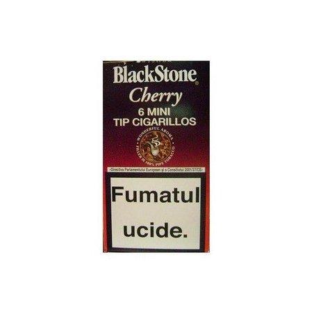 Tigari de foi Blackstone 6 Mini Tip Cherry 6