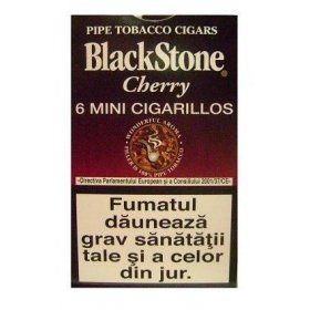 Tigari de foi Blackstone Mini Cigarillos Cherry 6