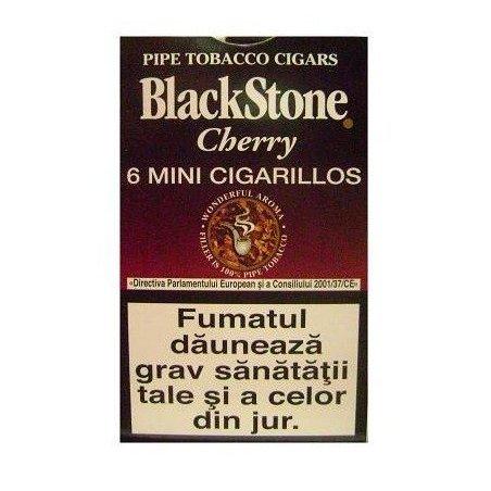Tigari de foi Blackstone Mini Cigarillos Cherry 6
