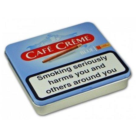 Tigari de foi Cafe Creme Blue 10