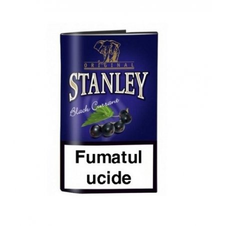 Tutun de rulat Stanley Coacaze Negre 35 gr