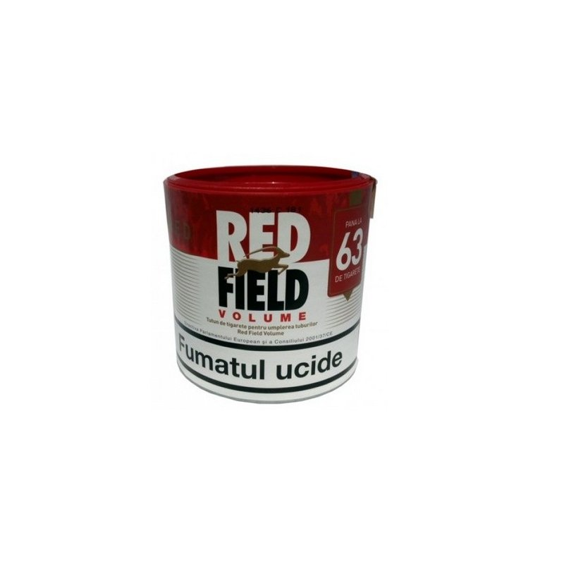Tutun de injectat Red Field Volume 30 gr