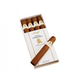 Trabucuri Winston Churchill Robusto 4