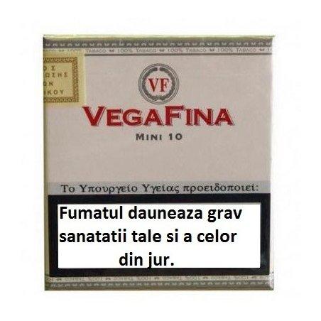 Tigari de foi Vegafina Mini Cigarillo 10