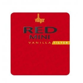 Tigari de foi Villiger Red Mini Vanilla Filter 20