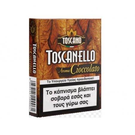 Tigari de foi Toscanello Aroma Nero Cioccolato 5