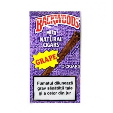 Tigari de foi Backwoods Grape 5