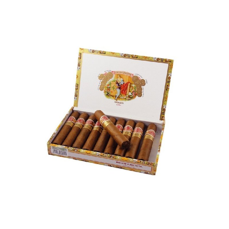 Trabucuri Romeo y Julieta Wide Churchill 25