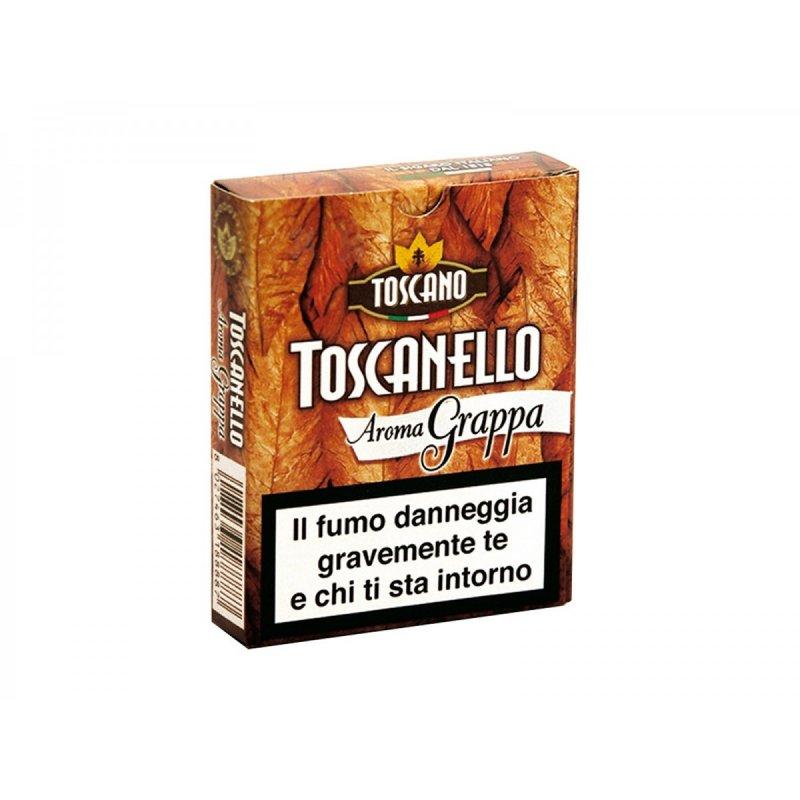 Tigari de foi Toscanello Grappa 5