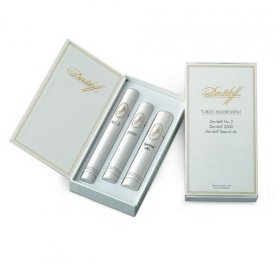 Trabucuri Davidoff Assortment Tubos 3