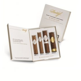 Trabucuri Davidoff Short Pleasure Assortment 4