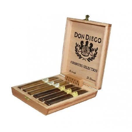 Trabucuri Don Diego 6 Robusto Selection 6