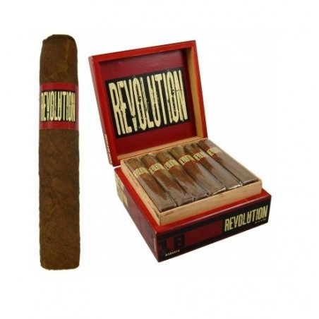 Trabucuri A Turrent Revolution Robusto 18
