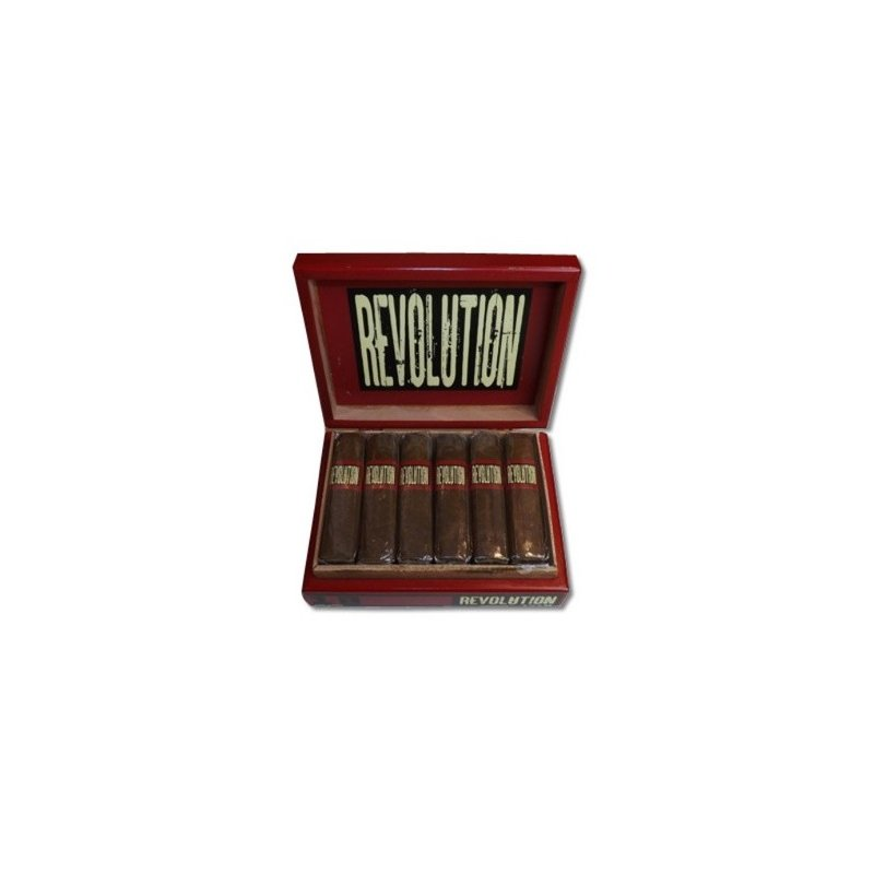 Trabucuri A. Turrent Revolution Short Robusto 18