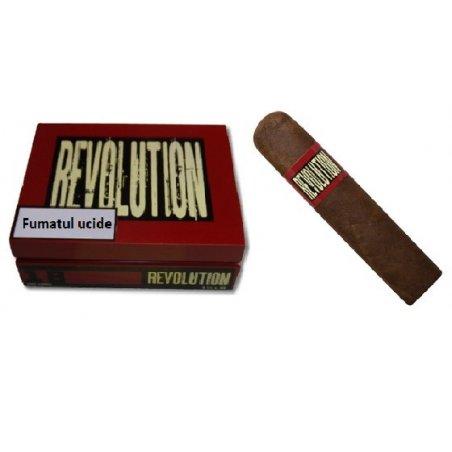 Trabucuri A. Turrent Revolution Short Robusto 18