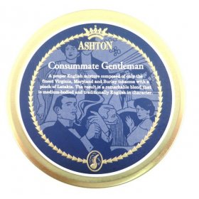 Tutun de pipa Ashton Consummate Gentleman