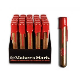 Trabucuri Ted's Maker's Mark 650 Toro 25