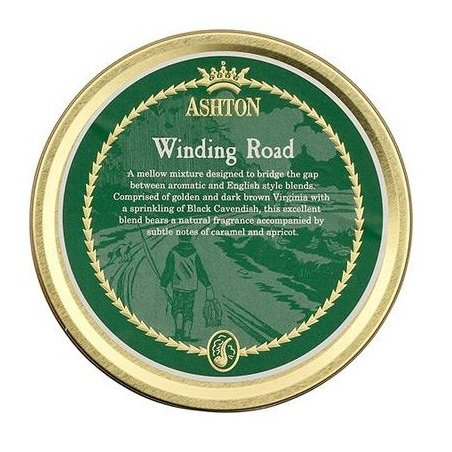 Tutun de pipa Ashton Winding Road