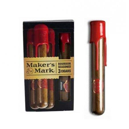 Trabucuri Ted's Maker's Mark 3pack Toro 3