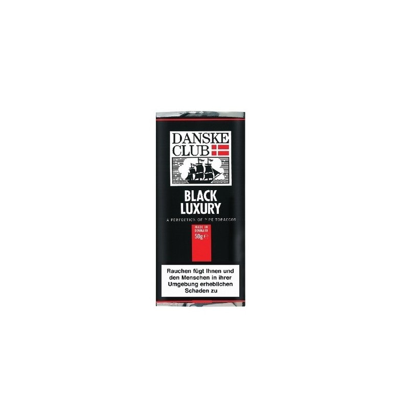 Tutun de pipa Danske Club Black Luxury