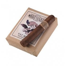 Trabucuri Drew Estate Kentuky Fire Cured Fat Molly Double Robusto 10