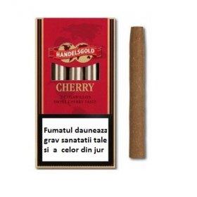 Tigari de foi Handelsgold Cherry Cigarillos 5