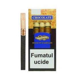 Tigairi de foi Handelsgold Chocolate Wood 5