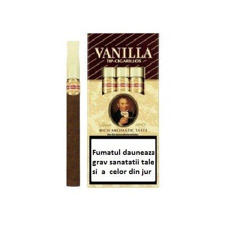Tigari de foi Handelsgold Vanilla Tip 5