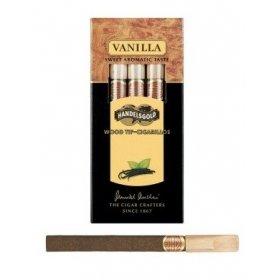 Tigari de foi Handelsgold Vanilla Wood 5
