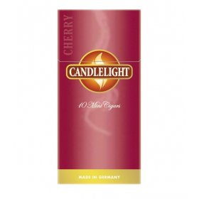 Tigari de foi Candlelight Mini Cherry 10