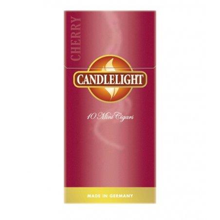 Tigari de foi Candlelight Mini Cherry 10