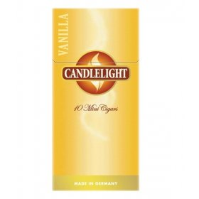 Tigari de foi Candlelight Mini Vanilla 10