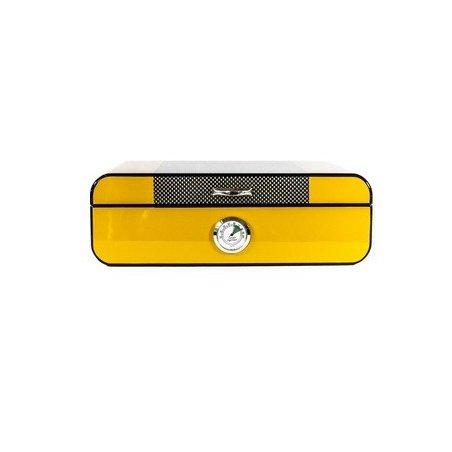 Humidor Yellow 40 trabucuri CB-125B