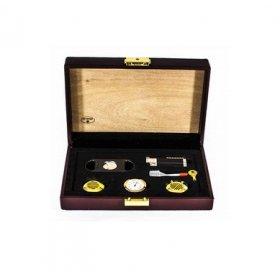 Set umidor si accesorii Complet Cigar